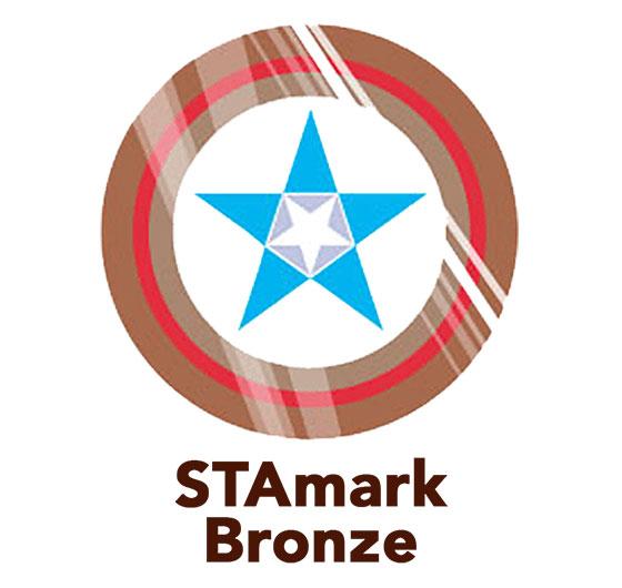 STAmark Bronze